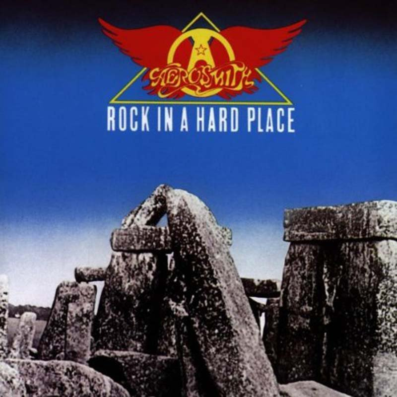 Aerosmith Rock In A Hard Place Lp 21 99