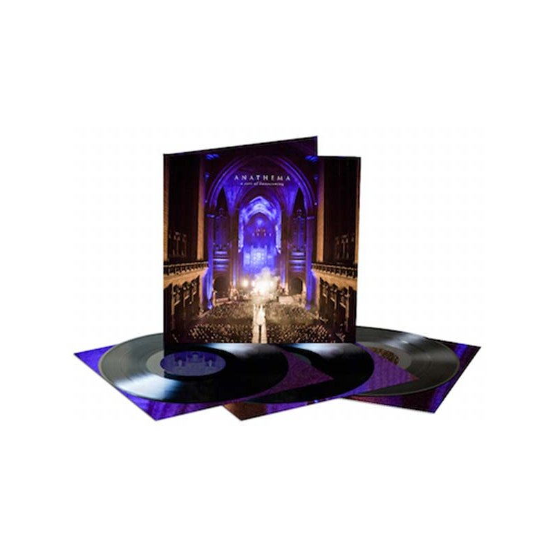 Anathema To Release 'A Sort Of Homecoming' Blu Ray, 2 Cd