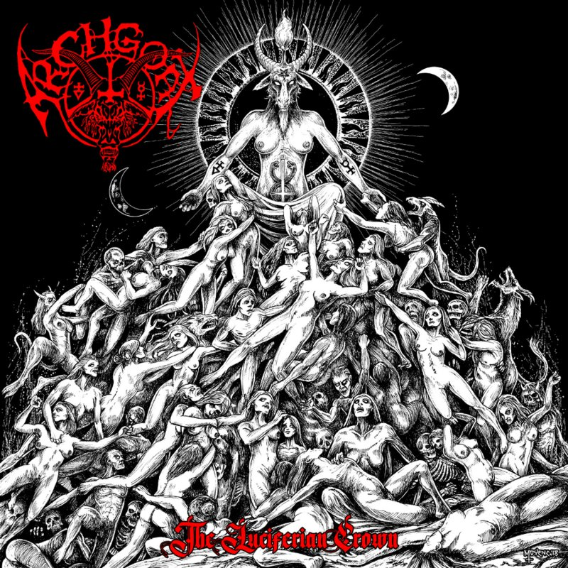 ARCHGOAT -- The Luciferian Crown CD DIGI, 12,99