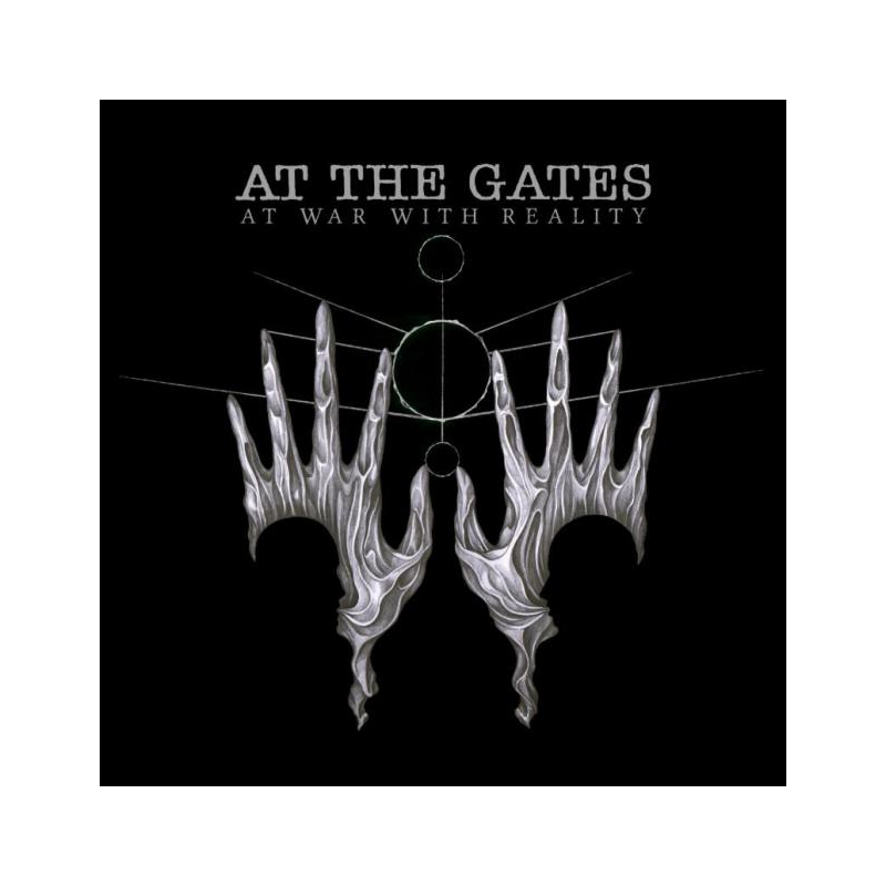 At The Gates At War With Reality Lp 17 99
