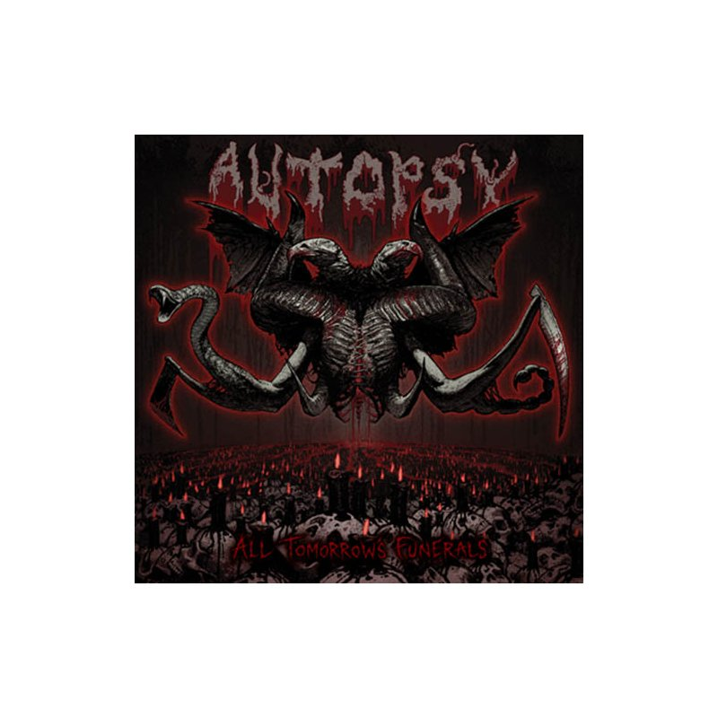 Autopsy All Tomorrow S Funerals Dlp 25 99