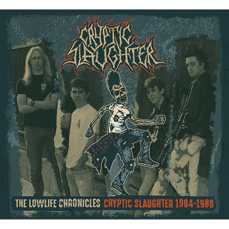 Cryptic Slaughter Life In Grave