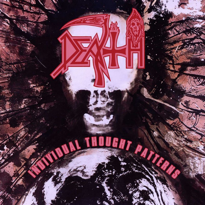 DEATH - Individual Thought Patterns DLP SILVER 25th Anniversary