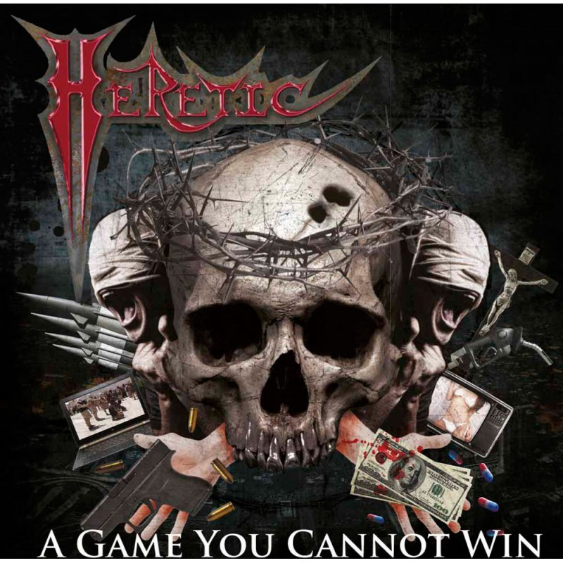 Vos derniers achats - Page 2 HERETIC-A-Game-You-Cannot-Win-DLP-RED