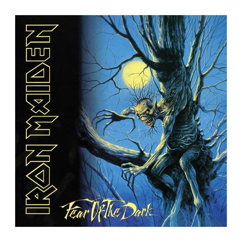 Black Label Price >> IRON MAIDEN -- Fear of the Dark DLP BLACK VINYL, 26,99