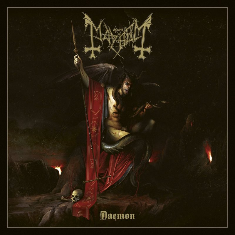 Mayhem Daemon Lp Black 20 99