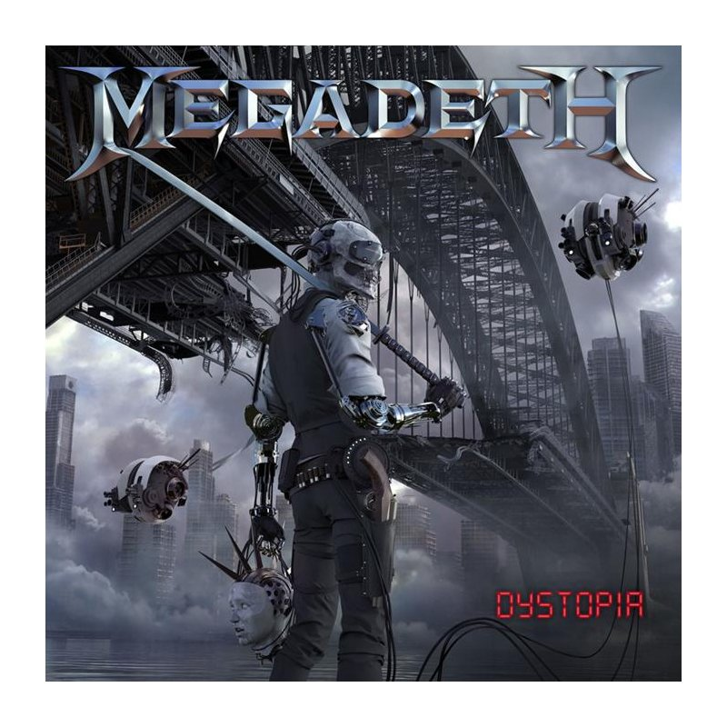megadeth dystopia