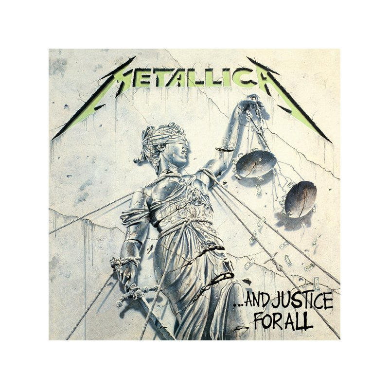 METALLICA And Justice For All DLP 2499 EUR