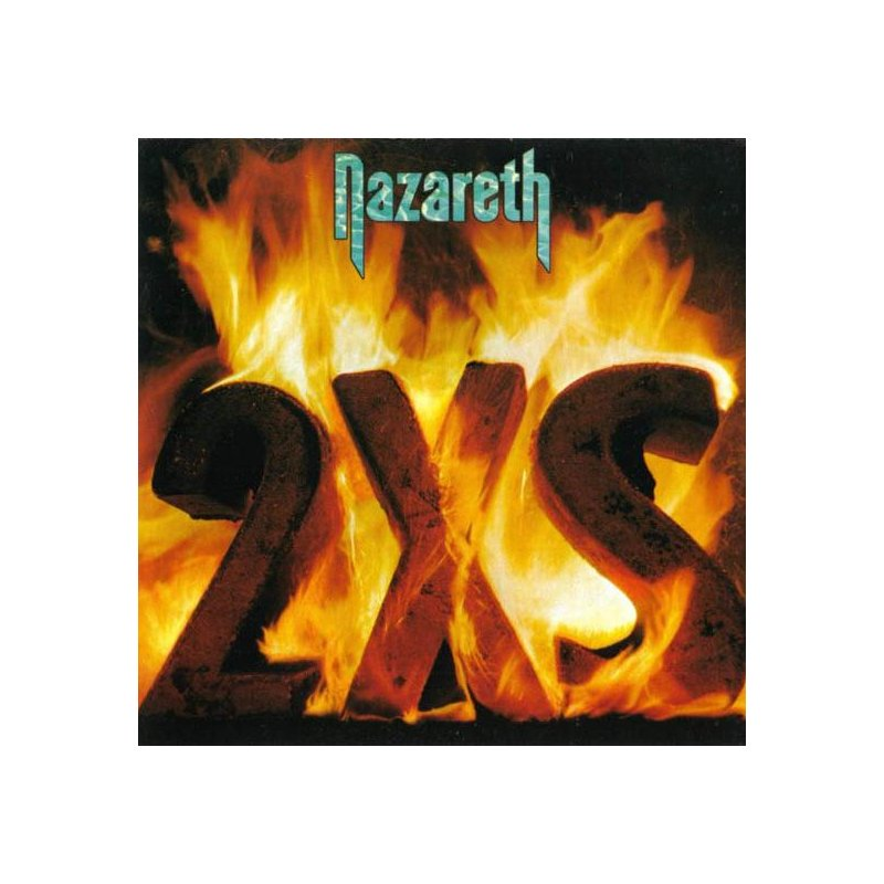 Nazareth 2xs Lp Black 18 99
