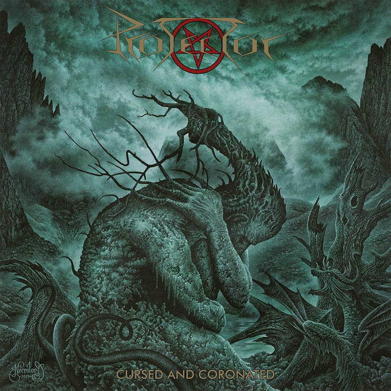 Protector Cursed And Coronated Cd 12 99