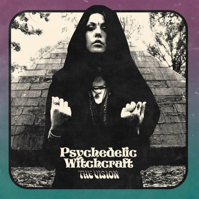 PSYCHEDELIC WITCHCRAFT -- The Vision DIGI CD, 12,99