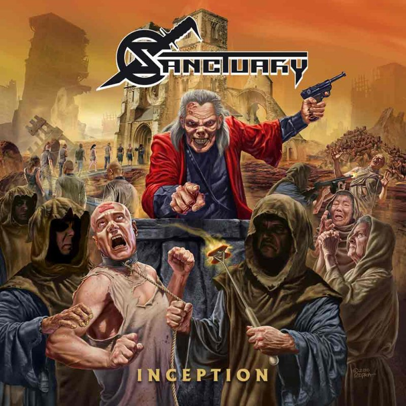 Image result for sanctuary inception new vinyl art