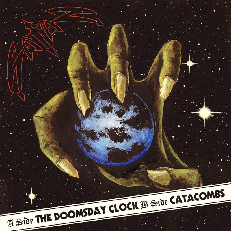 Image result for satan the doomsday clock