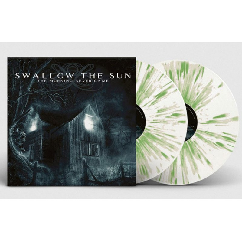 Swallow The Sun The Morning Never Came Dlp Splatter 25