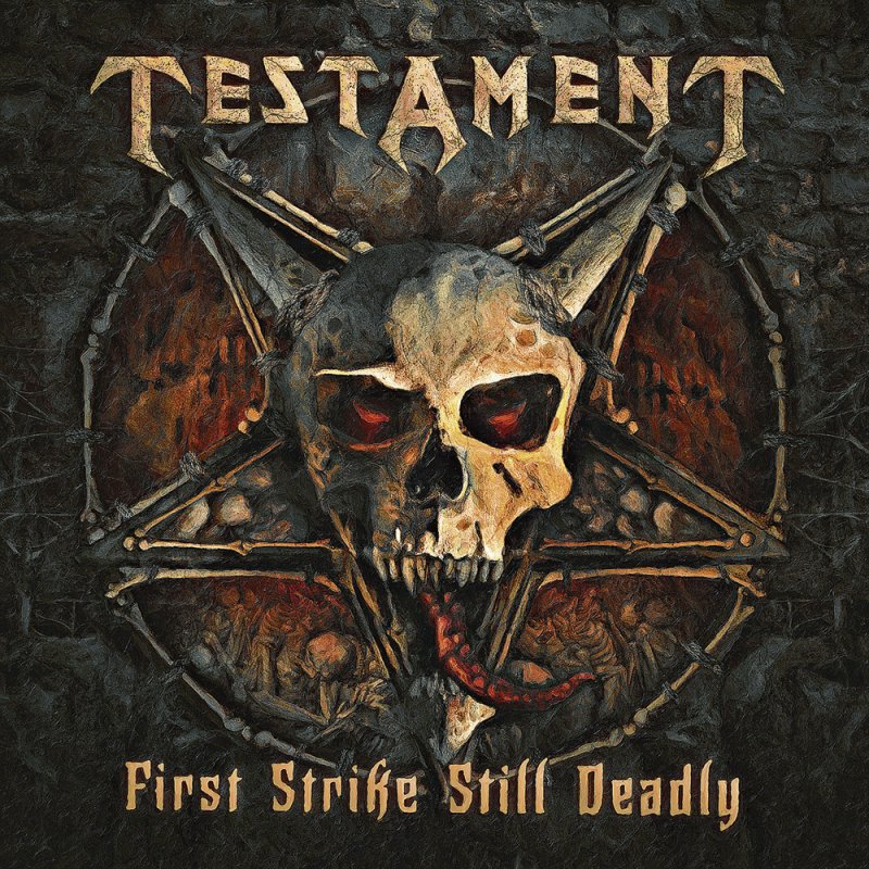 Testament First Strike Still Deadly Lp 7 Quot Black 22 99 Amp Eur