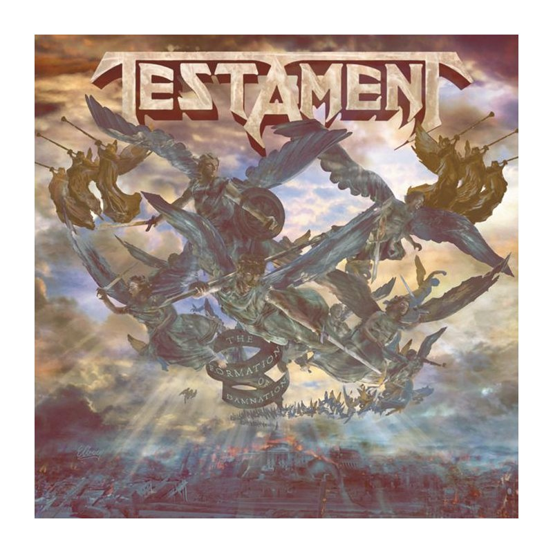Testament The Formation Of Damnation Lp 17 99
