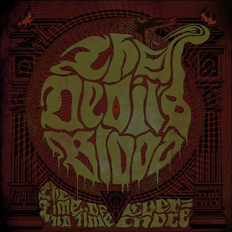 The Devil S Blood The Time Of No Time Evermore Dlp 22 99