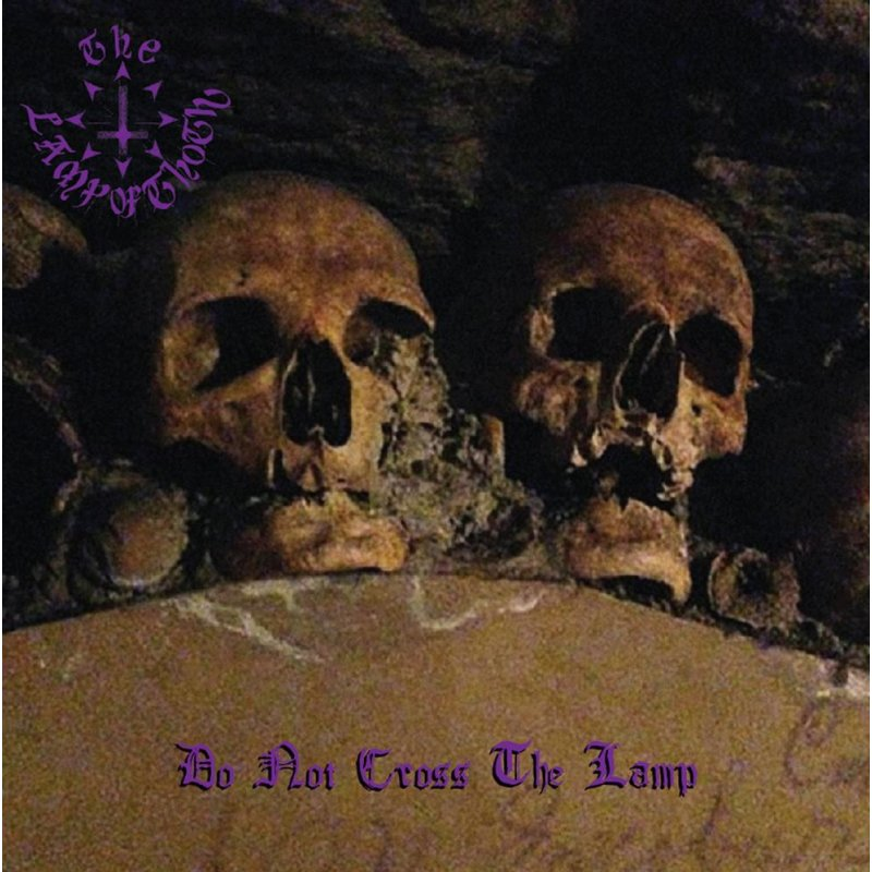 THE LAMP OF THOTH -- Do Not Cross the Lamp LP PURPLE, 20,99 €