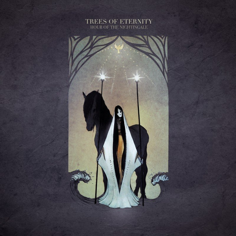 Trees Of Eternity Hour Of The Nightingale Dlp Blue 25 99