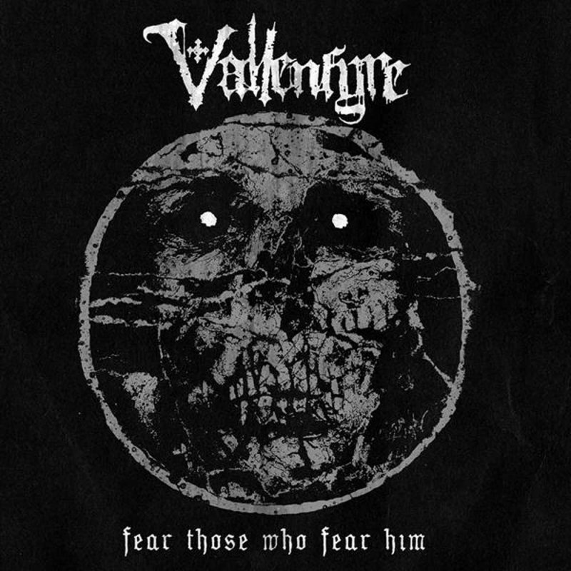 Vallenfyre Fear Those Who Fear Him Lp Cd Black 19 99