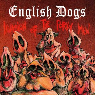 English Dogs Invasion Of The Porky Men Dlp Red 19 99
