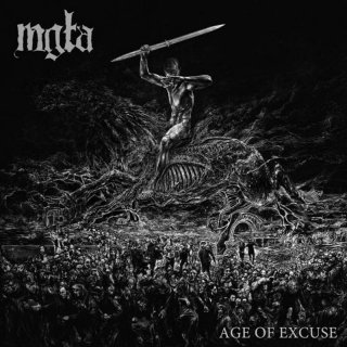 Mgla Age Of Excuse Cd 12 99